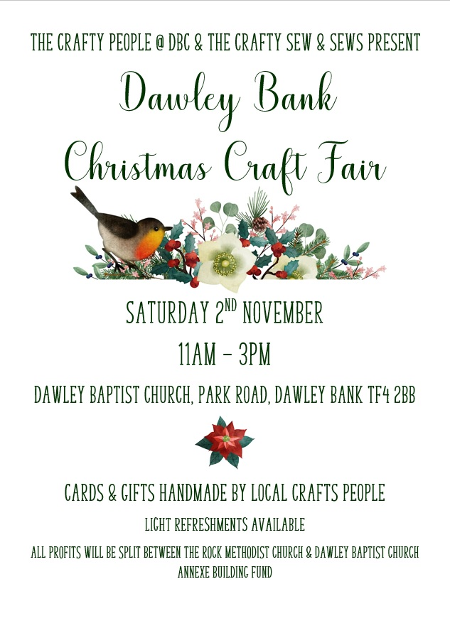 Dawley Bank Christmas Craft Fair 1109